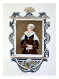 "Portrait of Lady Jane Grey (1537-54) ""Nine-Days Queen"" Giclee Print by Sarah Countess Of Essex"