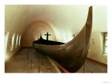 The Gokstad Longship Giclee Print by Viking