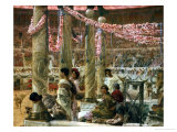 Caracalla and Geta, 1907 Giclee Print by Sir Lawrence Alma-Tadema