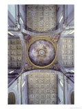 View of the Interior of the Cupola, Built in 1425-46 Giclee Print by Filippo Brunelleschi