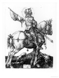 St. George and the Dragon, 1508 Giclee Print by Albrecht Dürer