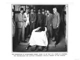 The Archaeologists and Egyptian Government Officials at the Examination of Tutankhamun's Mummy Giclee Print