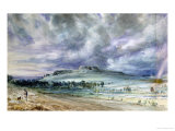 Old Sarum Giclee Print by John Constable