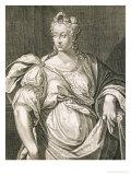 Livia Drusilla Wife of Octavian Giclee Print by Aegidius Sadeler Or Saedeler