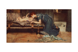 An Earthly Paradise, 1891 Giclee Print by Sir Lawrence Alma-Tadema
