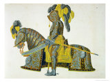 Armour Worn by Electorate Christian I Giclee Print by Friedrich Martin Von Reibisch