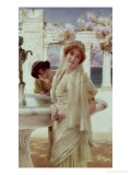 A Difference of Opinion Giclee Print by Sir Lawrence Alma-Tadema