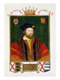 Portrait of Thomas Fitzgerald Lord Offaly 10th Earl of Kildare Giclee Print by Sarah Countess Of Essex