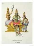 Rama Giclee Print