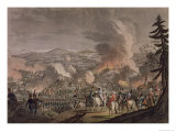The Battle of Austerlitz, December 2nd 1805 Giclee Print by J-l Ragendas