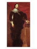 Portrait of Abel Janszoon Tasman, Giclee Print