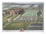 Long Leate Giclee Print by Leonard Knyff