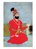 Portrait of Nadir Shah Afshar of Persia, 1700-25 Giclee Print