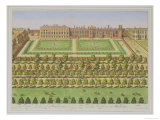"The Royal Palace of St. James,"" from ""Survey of London"" Giclee Print by Leonard Knyff"
