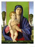 The Madonna of the Trees, 1487 Giclee Print by Giovanni Bellini