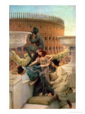 The Colosseum Giclee Print by Sir Lawrence Alma-Tadema