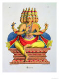 Brahma Giclee Print by A. Geringer