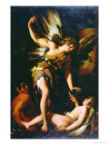 Sacred Love and Profane Love Giclee Print by Giovanni Baglione