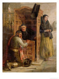 Confession, 1862 Giclee Print by Edwin Longsden Long