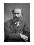 Portrait of Edouard Manet, circa 1870-80 Giclee Print by  Nadar