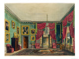 "The Green Pavilion, Frogmore House, from ""The History of the Royal Residences"" Giclee Print by Charles Wild"