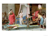 Cleopatra, 1879 Giclee Print by A. Benini