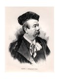 Charles Frederick Worth (1825-95), from 'L'Illustration', March 1895 Giclee Print by Nadar