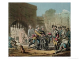 Surrender of the City of Madras 1746 Giclee Print by Jacques Francois Joseph Swebach