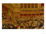 Louis Adolphe Thiers Acclaimed by the National Assembly, 16th June 1877 Giclee Print by Benjamin Ulmann