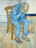 Old Man in Sorrow, 1890 Giclee Print by Vincent van Gogh