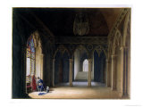 The Knight&#39;s Departure Giclee Print by Hortense De Beauharnais