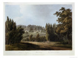 The Hermitage' at Montmorency, 1809 Giclee Print by John Claude Nattes
