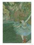 The Bow of the Star, circa 1880 Giclee Print by Edgar Degas