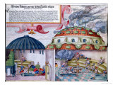 Turkish Baths, Late 16th Century Giclee Print