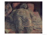 The Dead Christ, circa 1480-90 Giclee Print by Andrea Mantegna