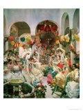 Seville Giclee Print by Joaqu&#237;n Sorolla y Bastida