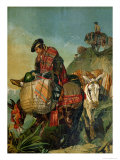 Spanish Contrabandista, 1861 Giclee Print by Richard Ansdell