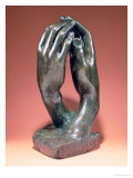 The Secret, circa 1910 Giclee Print by Auguste Rodin