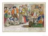 The Poultry Market Giclee Print by Martin Engelbrecht