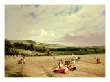 The Harvest Field Giclee Print by William Frederick Witherington