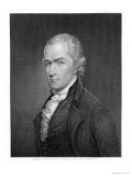 Alexander Hamilton Giclee Print by Archibald Robertson