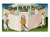 The Great Khan&#39;s Palace Giclee Print by Boucicaut Master 