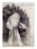 I Am Still Learning Giclee Print by Francisco de Goya
