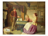 The Potter, 1876 Giclee Print by William Henry Midwood