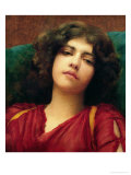 Reverie Giclee Print by John William Godward
