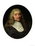 Portrait of a Gentleman Giclée-Druck von Jacob Ferdinand Voet