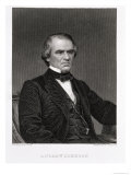 Andrew Johnson, 17th President of the United States of America Giclee Print by Mathew Brady