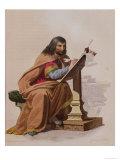 Einhard Giclee Print by Louis Dupré