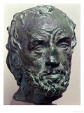 Man with a Broken Nose, 1863-64 Giclee Print by Auguste Rodin
