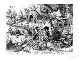 Luxury Giclee Print by Pieter Bruegel the Elder
